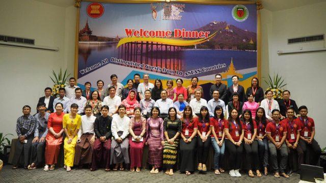 The Sixth ASEAN Medical Deans' Summit at University of Medicine, Mandalay, Myanmar