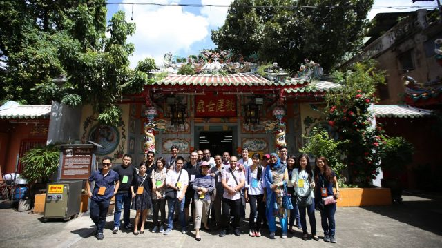 Eatery and Cultural Insight Walk