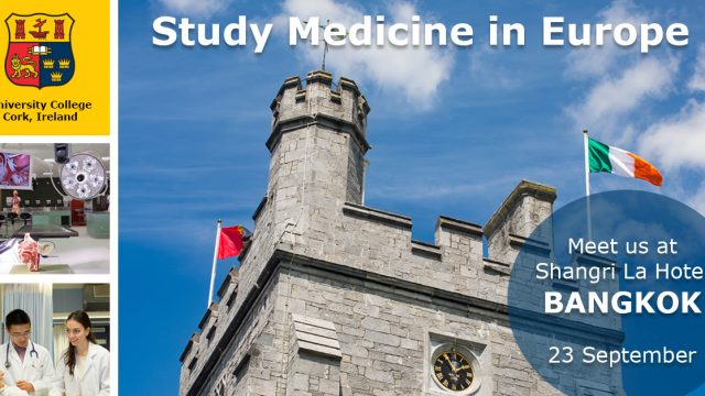 Meet UCC – National University of Ireland