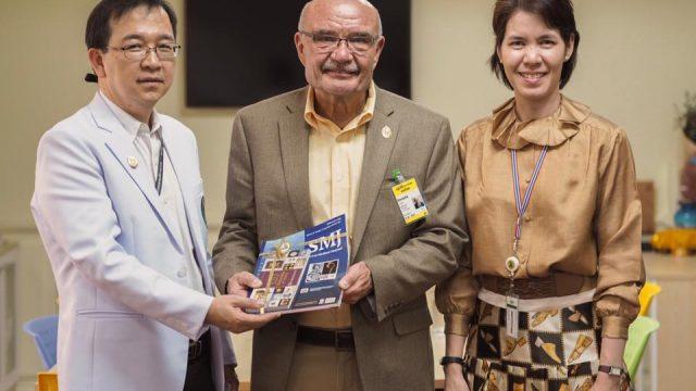 Siriraj Visiting Scholar at Department of Rehabilitation Medicine