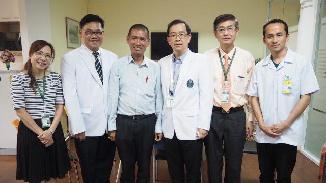 Ministry of Health Bhutan Visits Siriraj