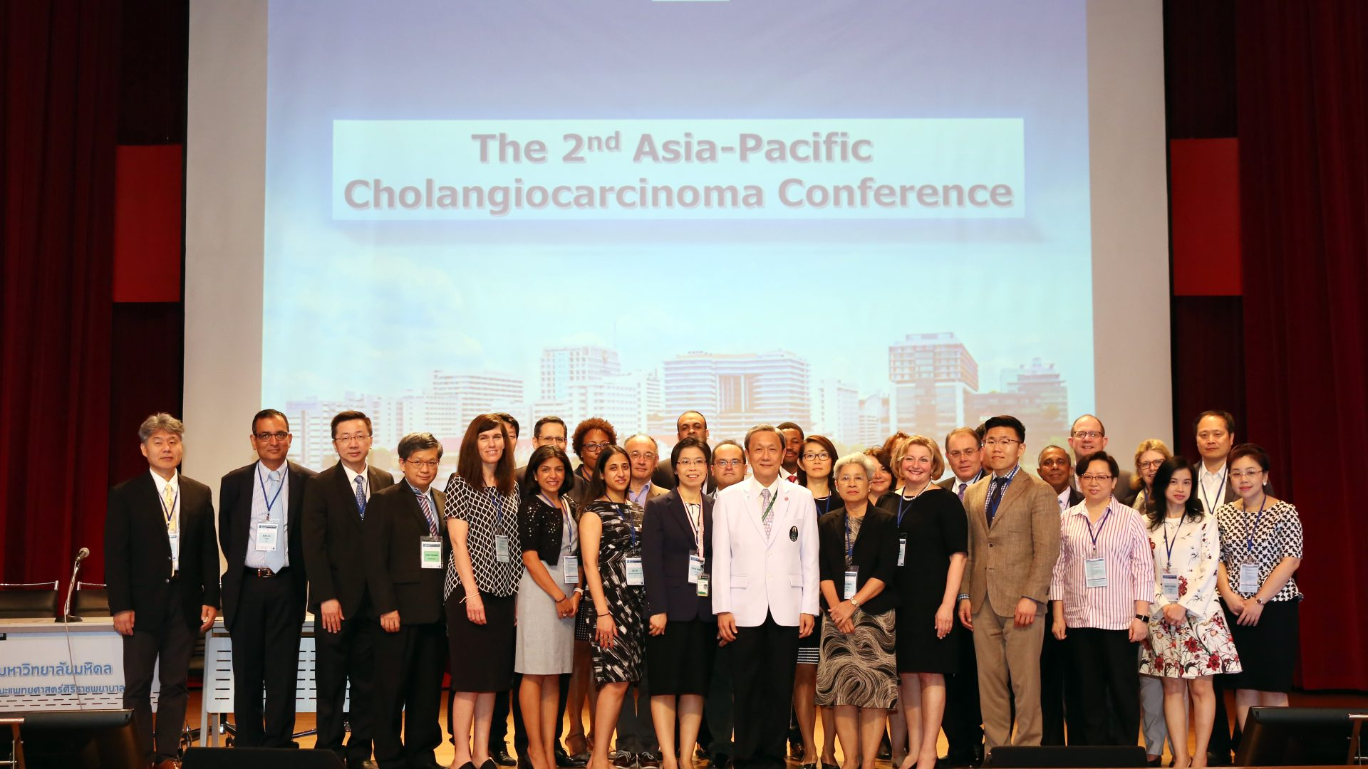 The 2nd Asia-Pacific Cholangiocarcinoma Conference