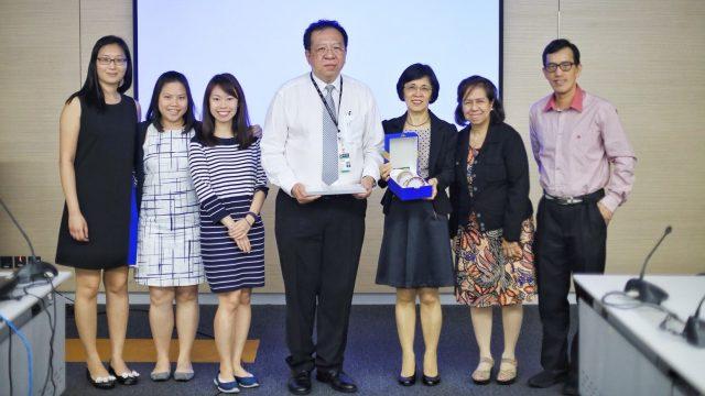 LEAN Application at Siriraj for Delegates from Changi General Hospital, Singapore