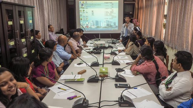 Sri Lankan Clinical Nutrition Physicians Visits Siriraj Research Center for Nutrition Clinic