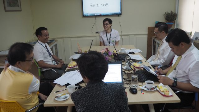 Interview for Siriraj's Supporting Fund for International Residency Exchange