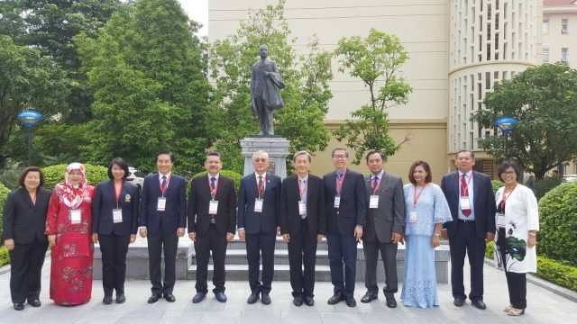 7th ASEAN Medical Deans Summit at Hanoi Medical University Vietnam