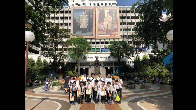 "Yamaguchi University Japan Undertake ""The Health Education Hospital Program"" at Siriraj"