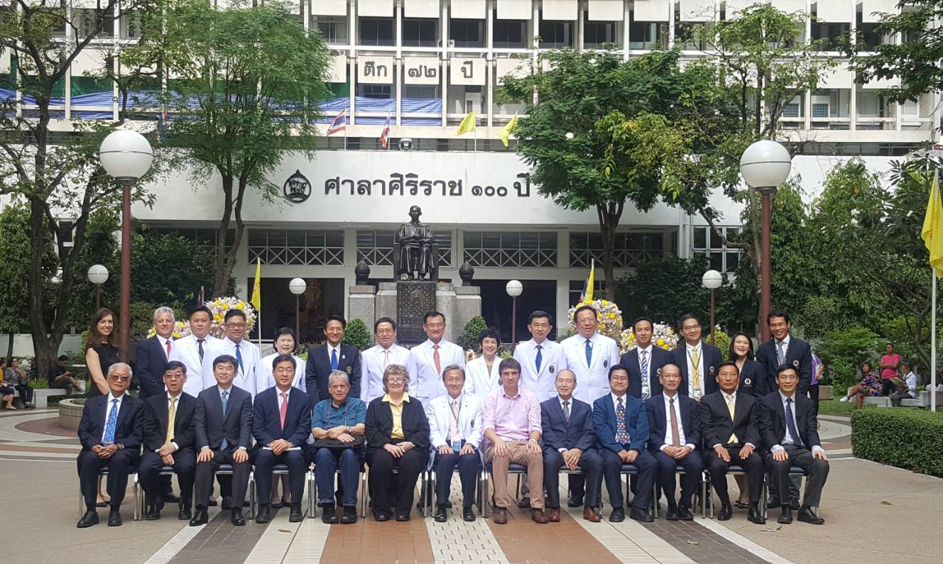 Siriraj's Research and Innovation Advisory Committee Meeting