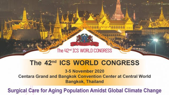 The 42nd ICS World Conference