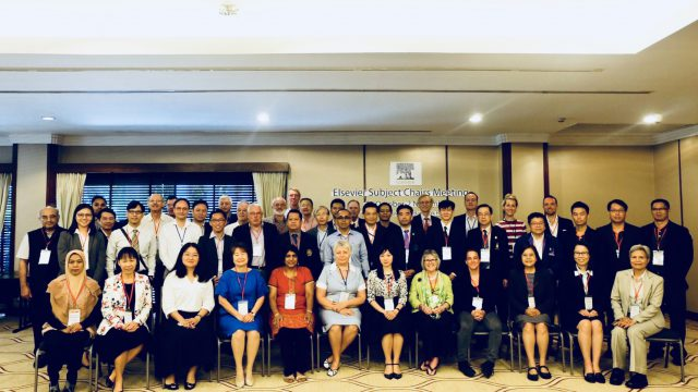 "Siriraj Medical Journal at ""Elsevier Subject Chairs Meeting: Thai Local Board Meets with SCOPUS Subject Chairs"""
