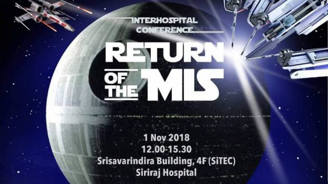 Interhospital conference: Return of the MIS