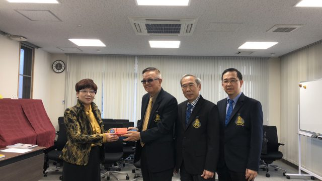 Siriraj Alumni Society Visits Tokyo Medical and Dental University Alumni Association