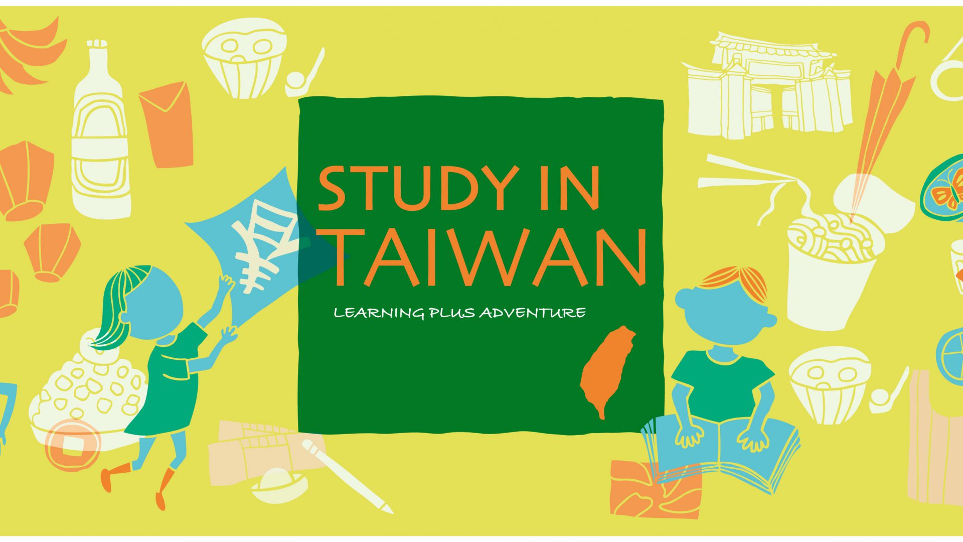 Taiwan's Education and Scholarships in Thailand 4.0