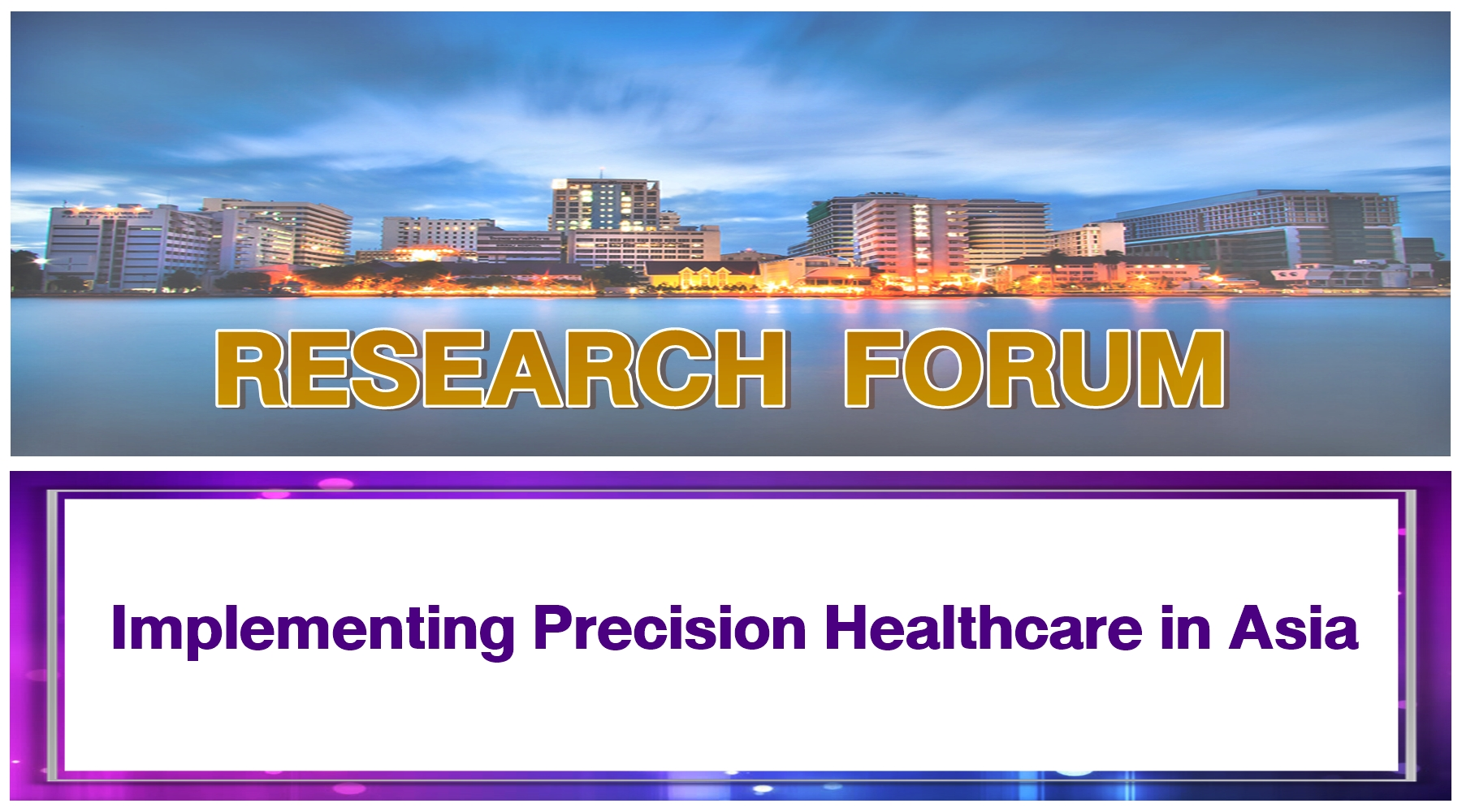 Implementing Precision Healthcare in Asia