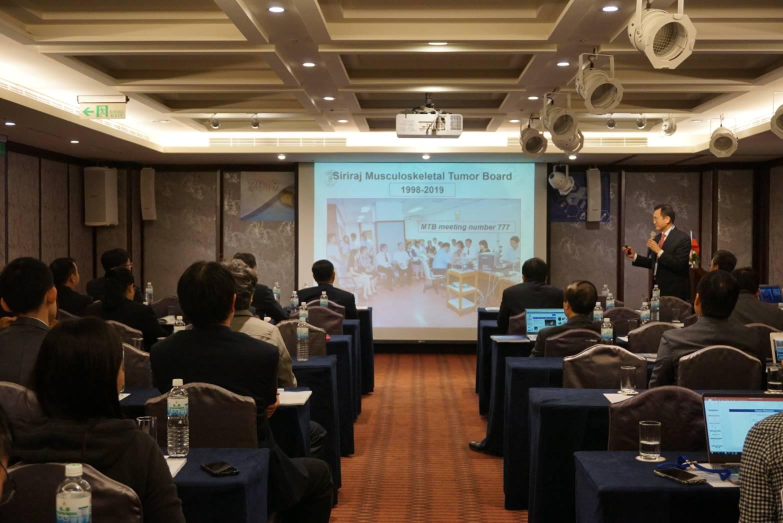 The 2nd CMU – MU Symposium at China Medical University Taiwan