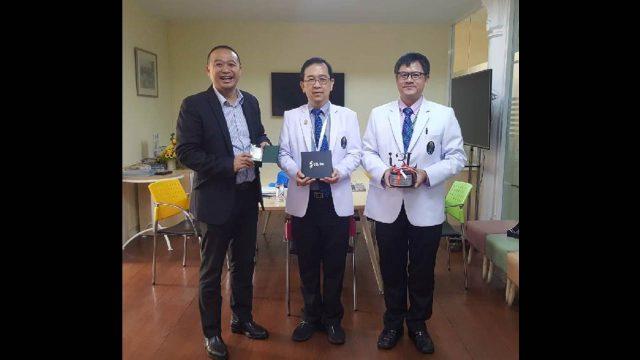 Indonesia International Institute for Life Science Visits Siriraj