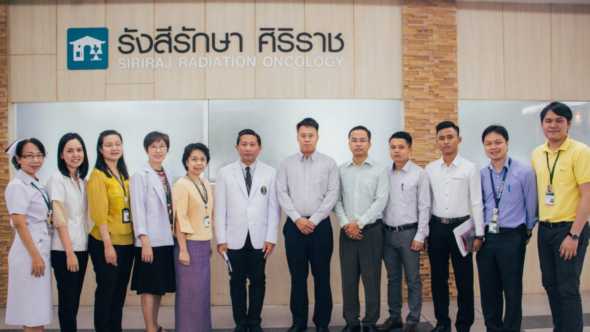 Course on Image-Guided Adaptive Brachytherapy (IGABT) in Cervical Cancer at Siriraj