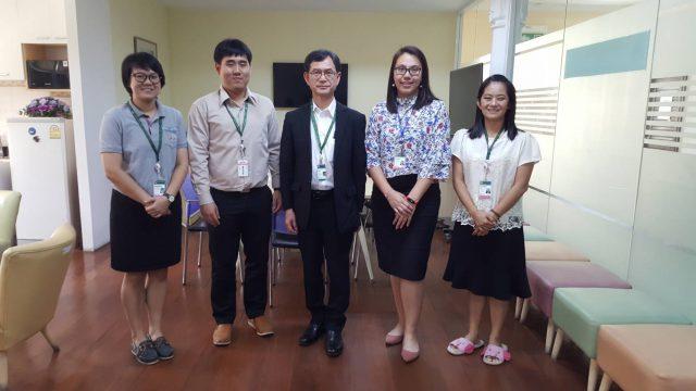 Kumamoto University, Japan Visits Siriraj
