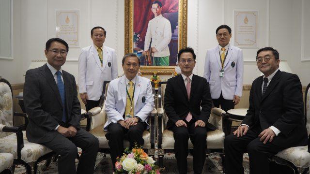 National Center for Geriatrics and Gerontology Hospital Japan Visits Siriraj