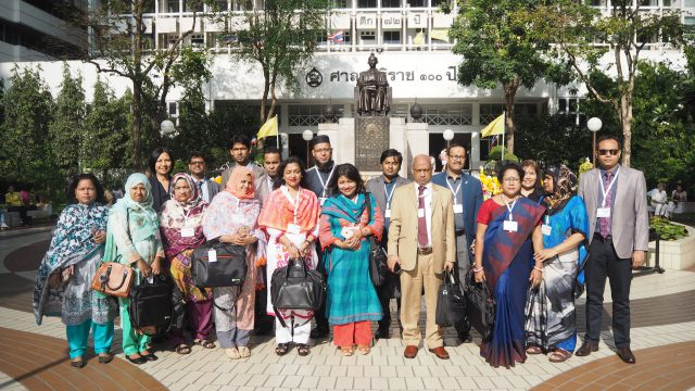 Asian Institute of Technology Visits Siriraj