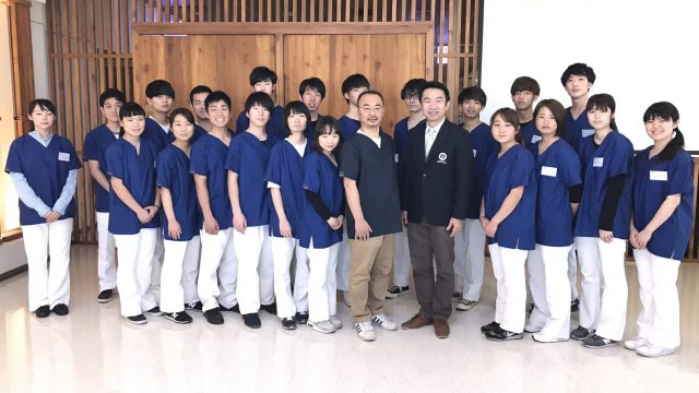 Kobe College of Medical Welfare: the Annual Short Course Training (2019)