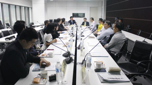 Peking Health and Sciences University Visits Siriraj