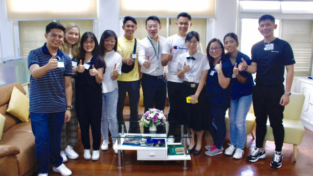 Filipino Medical Students Visits Siriraj