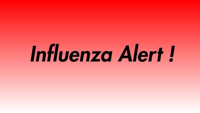 Influenza Alert!