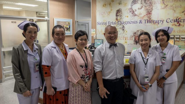 Clinical Observership Program at Siriraj Maternal-Fetal Medicine Unit