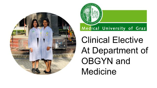 Clinical Elective at Department of OBGYN and Medicine