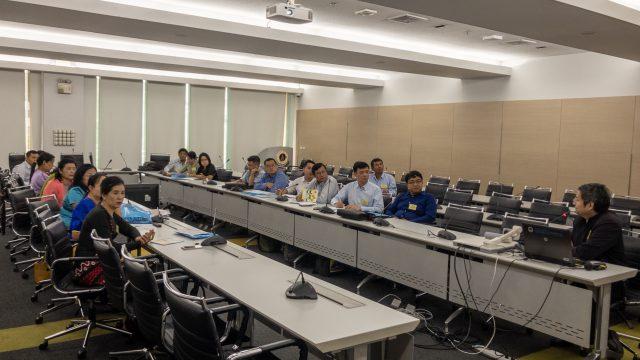Short Training Program in Infection Prevention Control for GMS HS, Myanmar