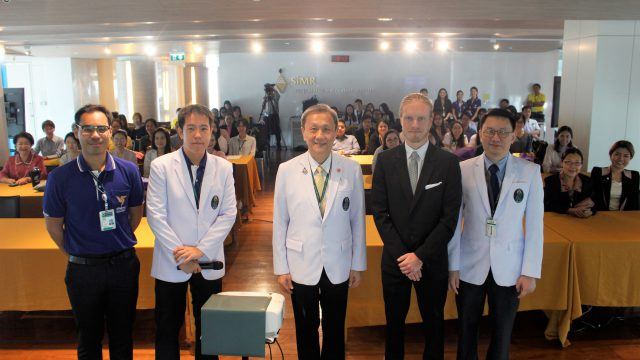 Multidisciplinary Care in Dementia: Sweden and Thailand Exchanging Experience