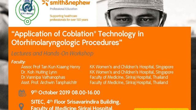 """Application of Coblation Technology in Otorhinolaryngologic Procedures"""