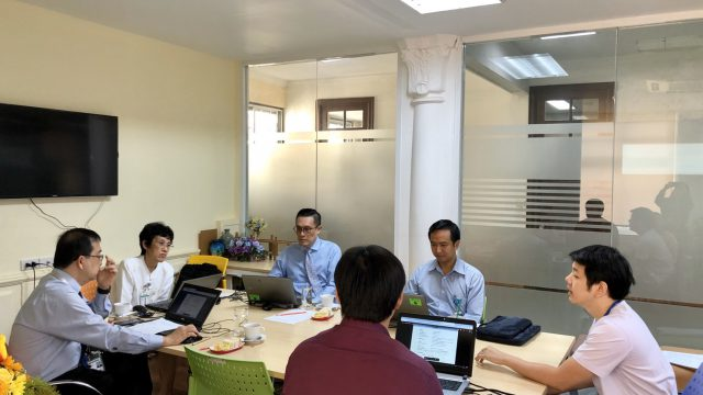 English Interview for the Examination and the Reflection of Siriraj International Residency & Fellow Exchange Program