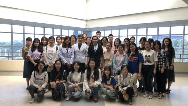 Medical Students from Sichuan University China Visits Golden Jubilee Medical Center