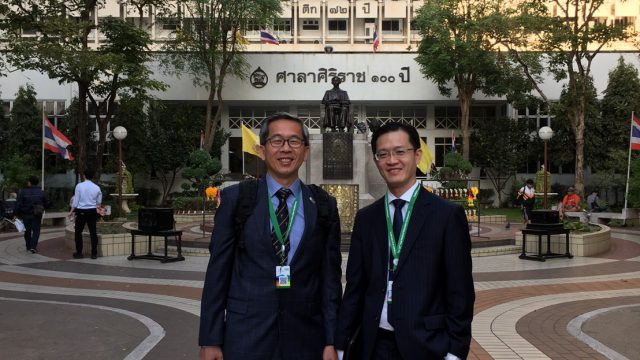 National University of Singapore visited Department of Surgery