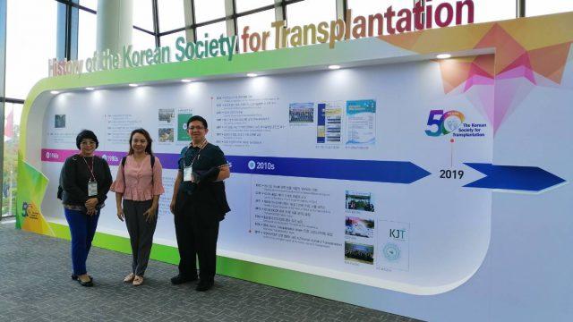 Siriraj Faculty  Abroad in Korea