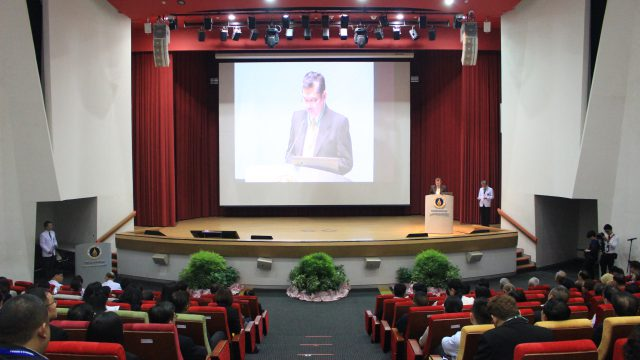 The 20th Thai Medical Education Conference (TMEC2019) at Siriraj