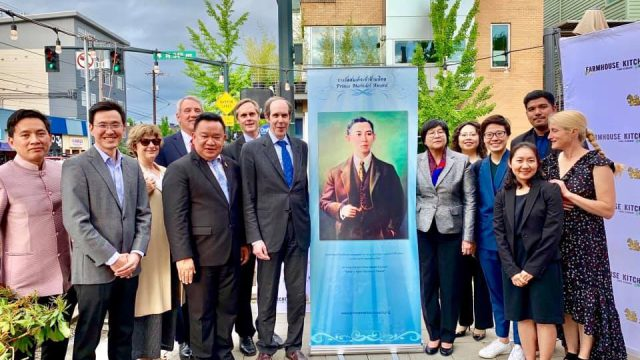 Siriraj Faculty Abroad at Oregon Health & Sciences University USA
