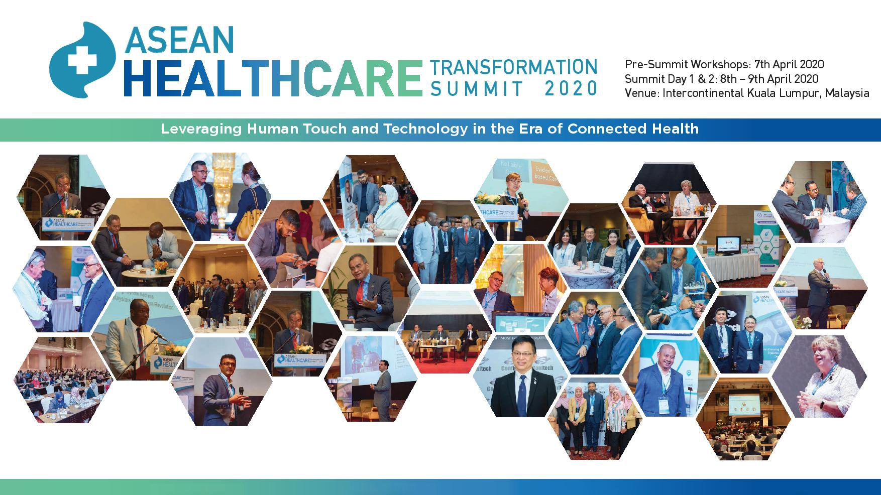 The 2nd ASEAN Healthcare Transformation organised by CT Asia