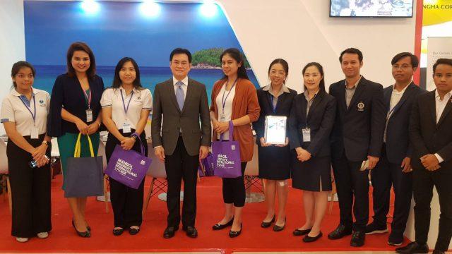 TOP THAI BRANDS 2020 in Phnom Penh Cambodia