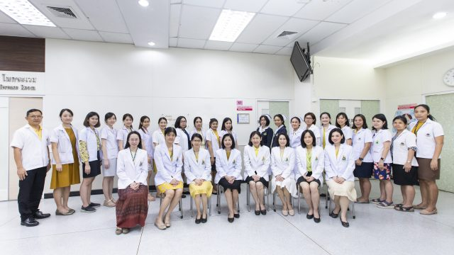 ACARE ADCARE Certified at Siriraj Urticaria Clinic