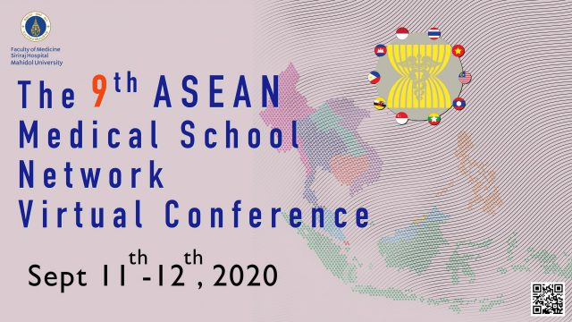 The 9th ASEAN Medical School Network Virtual Conference