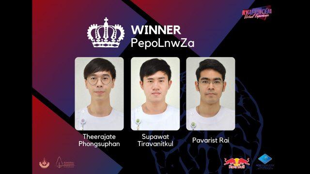 """Siriraj Won """"KKU ICEM Virtual Experience 2020 Award"""""""