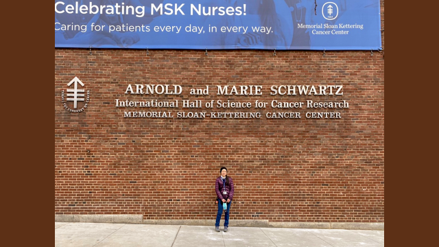 Siriraj Faculty Abroad at  Mayo Clinic & Memorial Sloan Kettering Cancer Center
