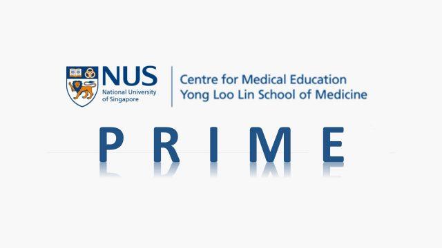 NUS-Priority Research In Medical Education