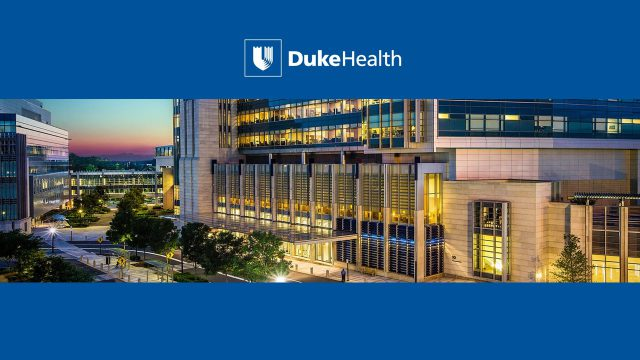 Siriraj Faculty Abroad at Duke University Medical Center USA